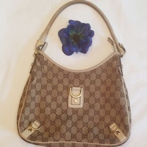 GUCCI Abby Hobo in used condition